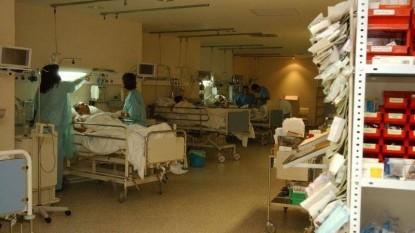 hospital, enfermeros