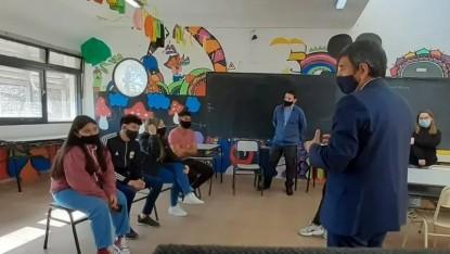 escuela, juventud, derecho, Alberto Ruiz