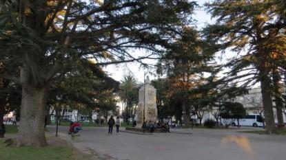 plaza alsina, viedma