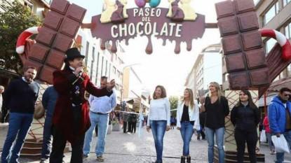 bariloche, chocolate