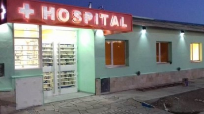hospital, los menucos