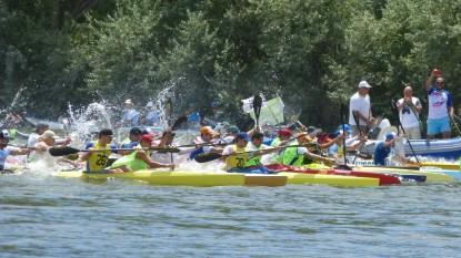 regata del rio negro