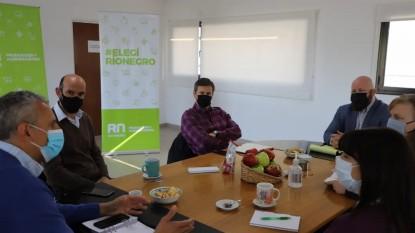 reunión embajada de estados unidos - fruticultura