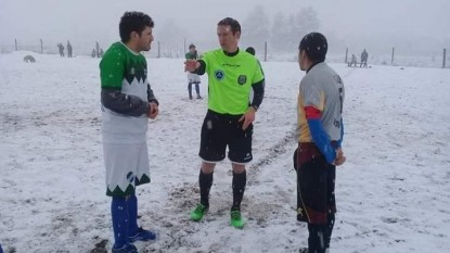 futbol, el bolson, nevada