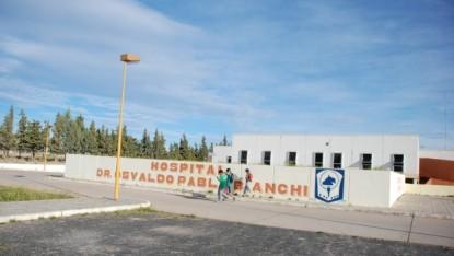 hospital, sierra grande