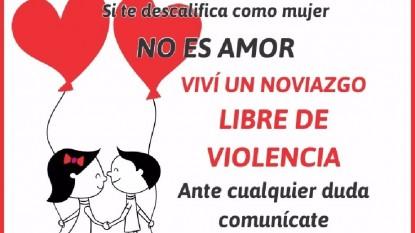 violencia, noviazgo