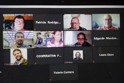 reunión cooperativas
